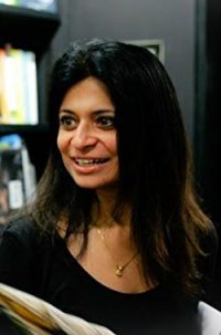 Author Laxmi Hariharan