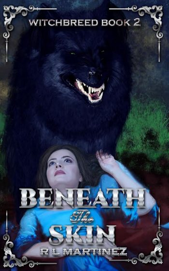 BENEATH THE SKIN (The Witchbreed Series #2) by R.L. Martinez