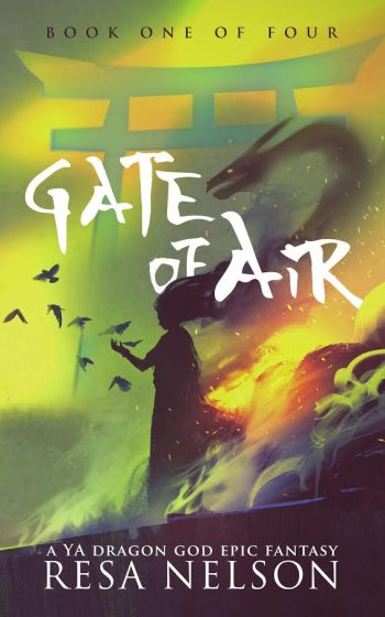 GATE OF AIR (Dragon Gods #1) by Resa Nelson