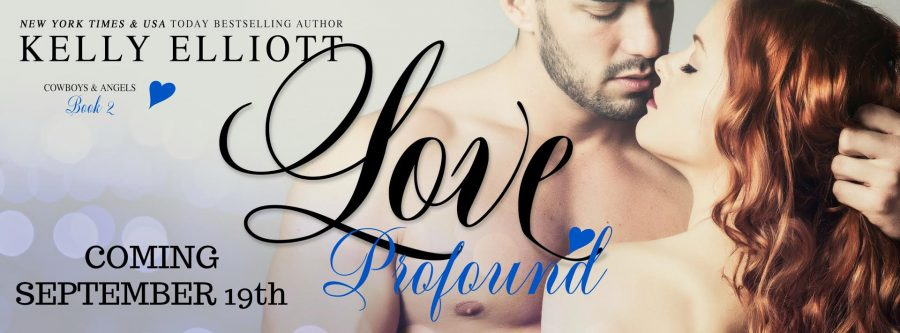 LOVE PROFOUND Cover Reveal