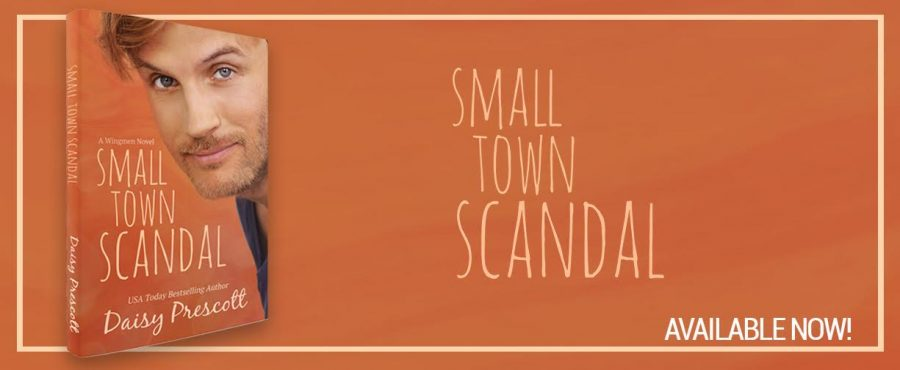 SMALL TOWN SCANDAL Release Day