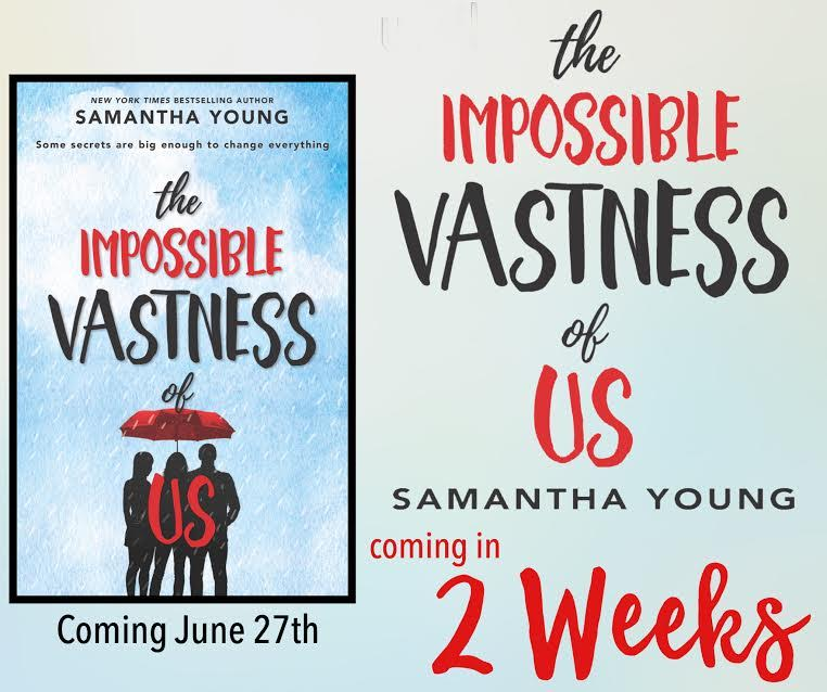 THE IMPOSSIBLE VASTNESS OF US Teaser 2