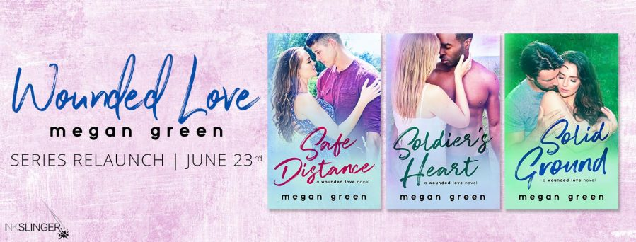 Wounded Love Series Relaunch