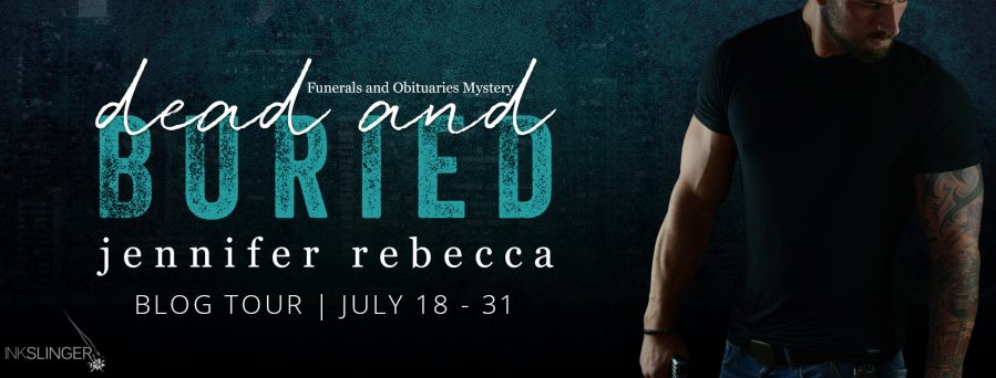 DEAD AND BURIED Blog Tour