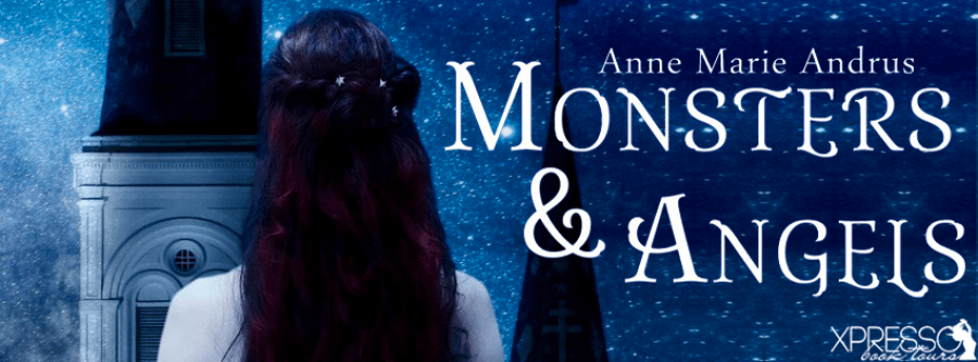 MONSTERS AND ANGELS Cover Reveal