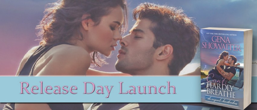 CAN'T HARDLY BREATHE Release Day