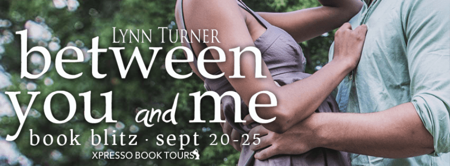 BETWEEN YOU AND ME Book Blitz