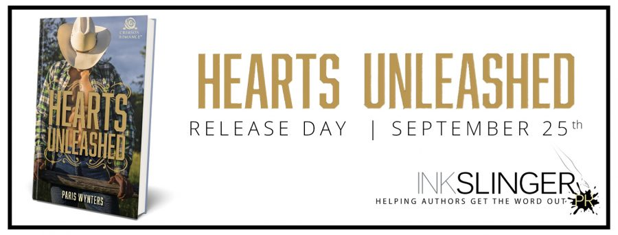 HEARTS UNLEASHED Release Day