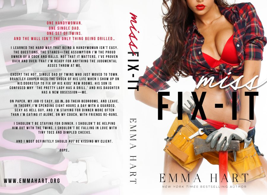 MISS FIX IT by Emma Hart (Full Cover)