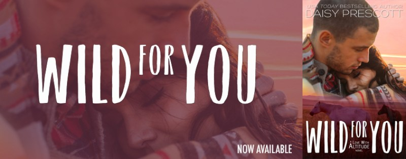 WILD FOR YOU Release Day