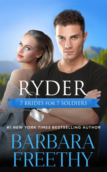 RYDER (7 Brides for 7 Soldiers #1) by Barbara Freethy