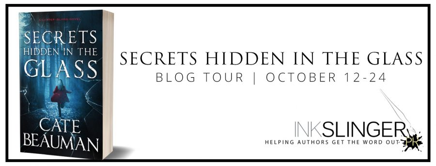 SECRETS HIDDEN IN THE GLASS Blog Tour