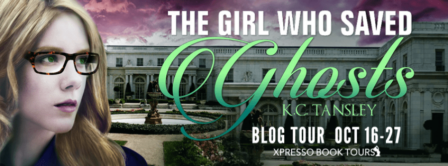 THE GIRL WHO SAVED GHOSTS Blog Tour