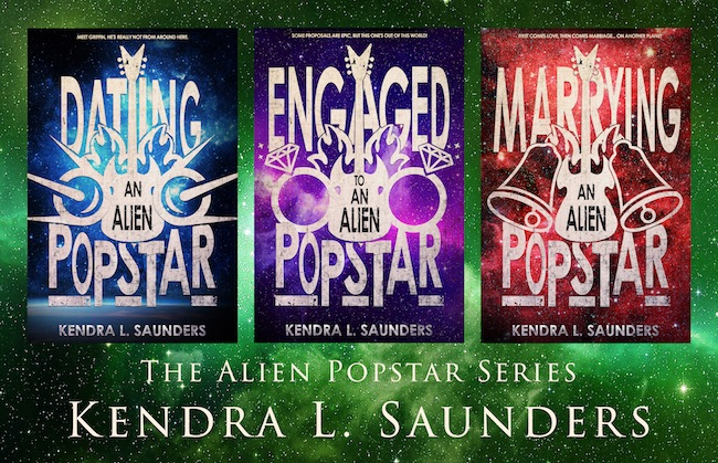 Alien Pop Star Series