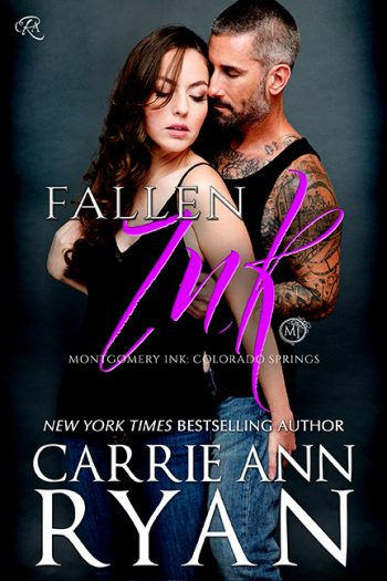 FALLEN INK (Colorado Springs #1) by Carrie Ann Ryan