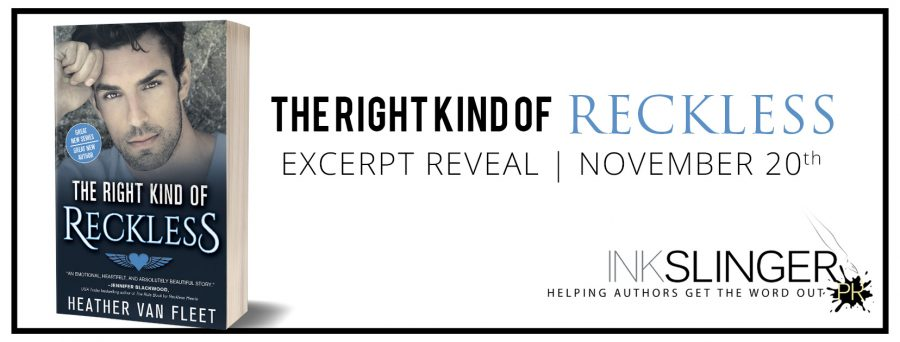 THE RIGHT KIND OF RECKLESS Excerpt Reveal