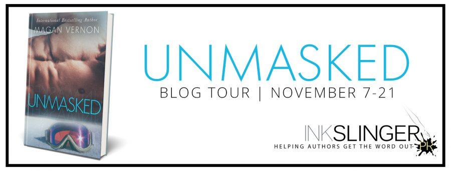 UNMASKED Blog Tour
