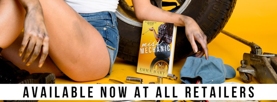MISS MECHANIC Release Day