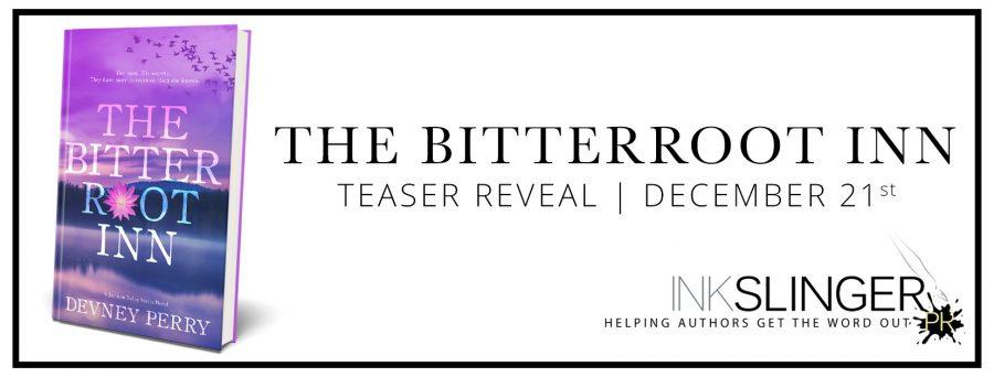 THE BITTERROOT INN Teaser Reveal