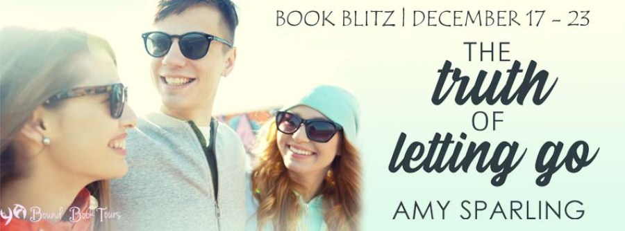 THE TRUTH OF LETTING GO Book Blitz