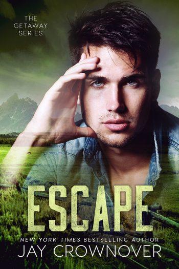 ESCAPE (Getaway #3) by Jay Crownover