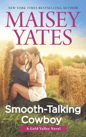 SMOOTH-TALKING COWBOY (Gold Valley #1) by Maisey Yates