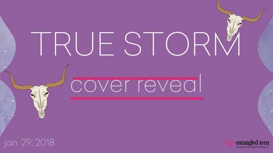 TRUE STORM Cover Reveal