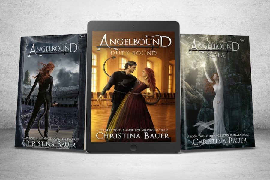 Angelbound Series