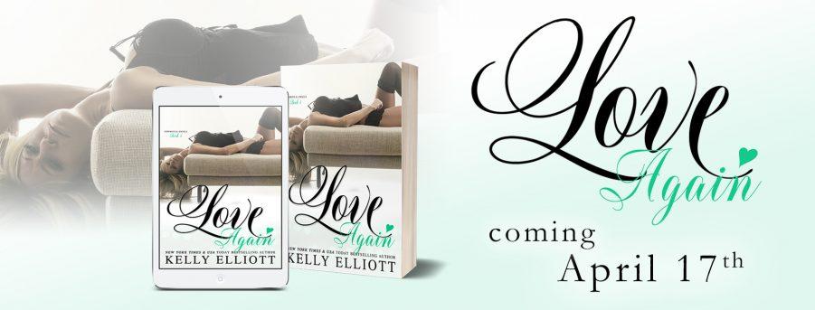 LOVE AGAIN Cover Reveal