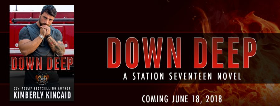 DOWN DEEP Cover Reveal