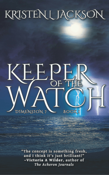 KEEPER OF THE WATCH (Division 7 #1) by Kristen L. Jackson