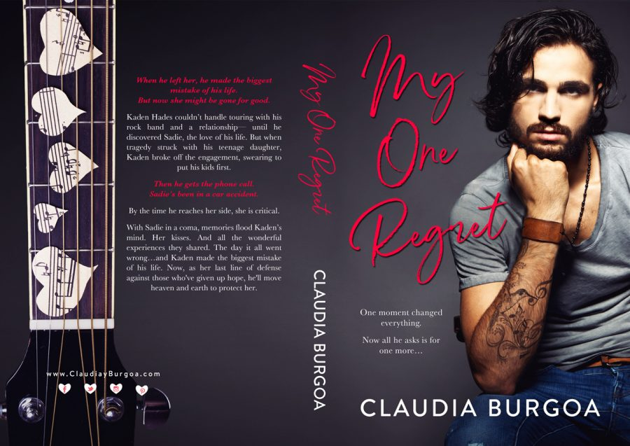 MY ONE REGRET by Claudia Burgoa (Full Cover)