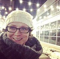 Author Nicole Grotepas