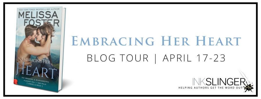 EMBRACING HER HEART Blog Tour