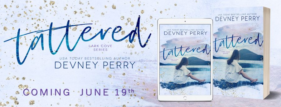 TATTERED Cover Reveal