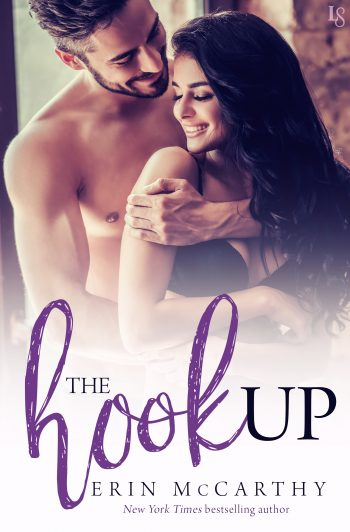 THE HOOKUP (The Jordan Brothers #1) by Erin McCarthy