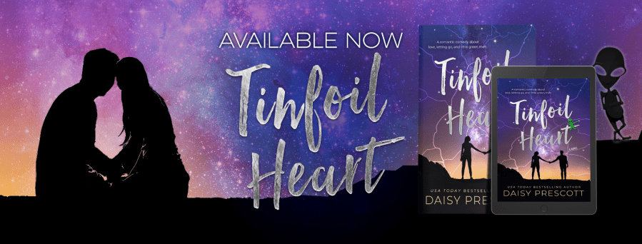 TINFOIL HEART Release Day
