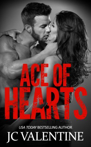 ACE OF HEARTS (Blind Jacks MC #3) by J.C. Valentine
