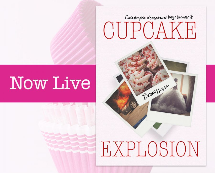 CUPCAKE EXPLOSION Now Live