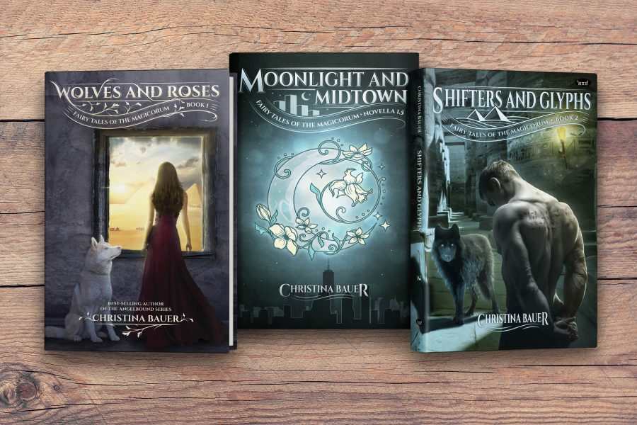 Fairy Tales of the Magicorum Series