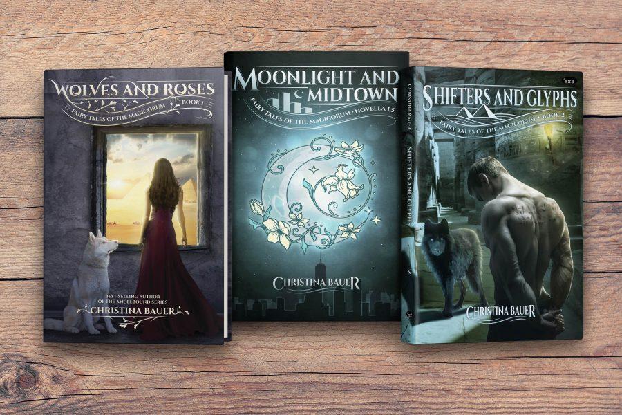 Fairy Tales of the Magicorum Series