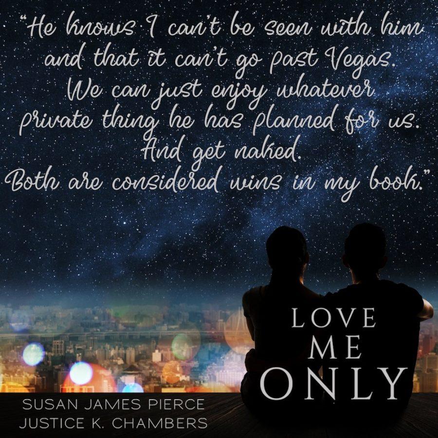 LOVE ME ONLY Teaser 1