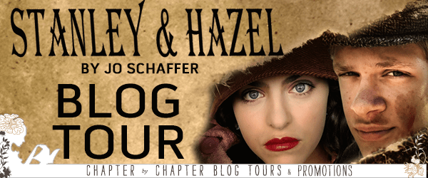 STANLEY AND HAZEL Blog Tour