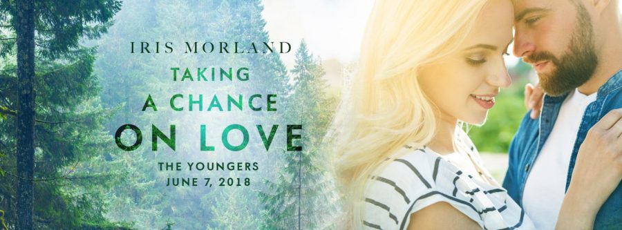 TAKING A CHANCE ON LOVE Cover Reveal