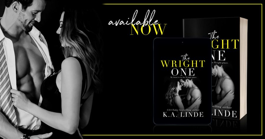 THE WRIGHT ONE Release Day