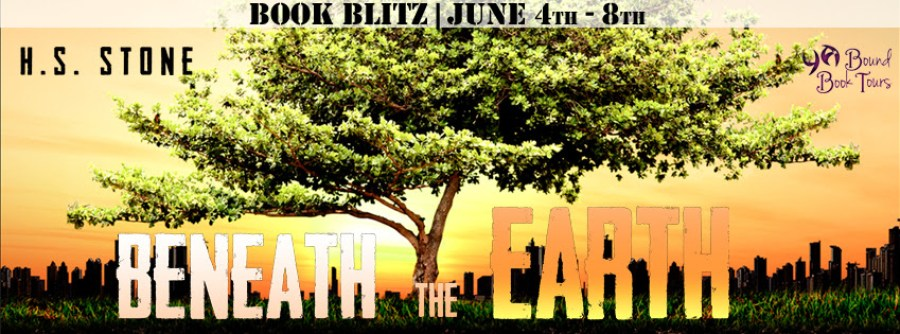 BENEATH THE EARTH Book Blitz