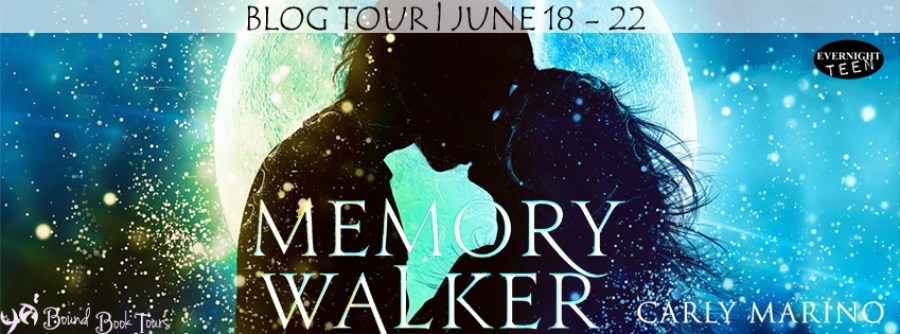 MEMORY WALKER Blog Tour