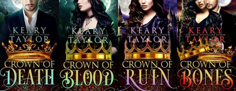 Crown of Death Series