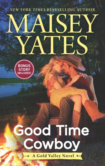GOOD TIME COWBOY (Gold Valley #3) by Maisey Yates