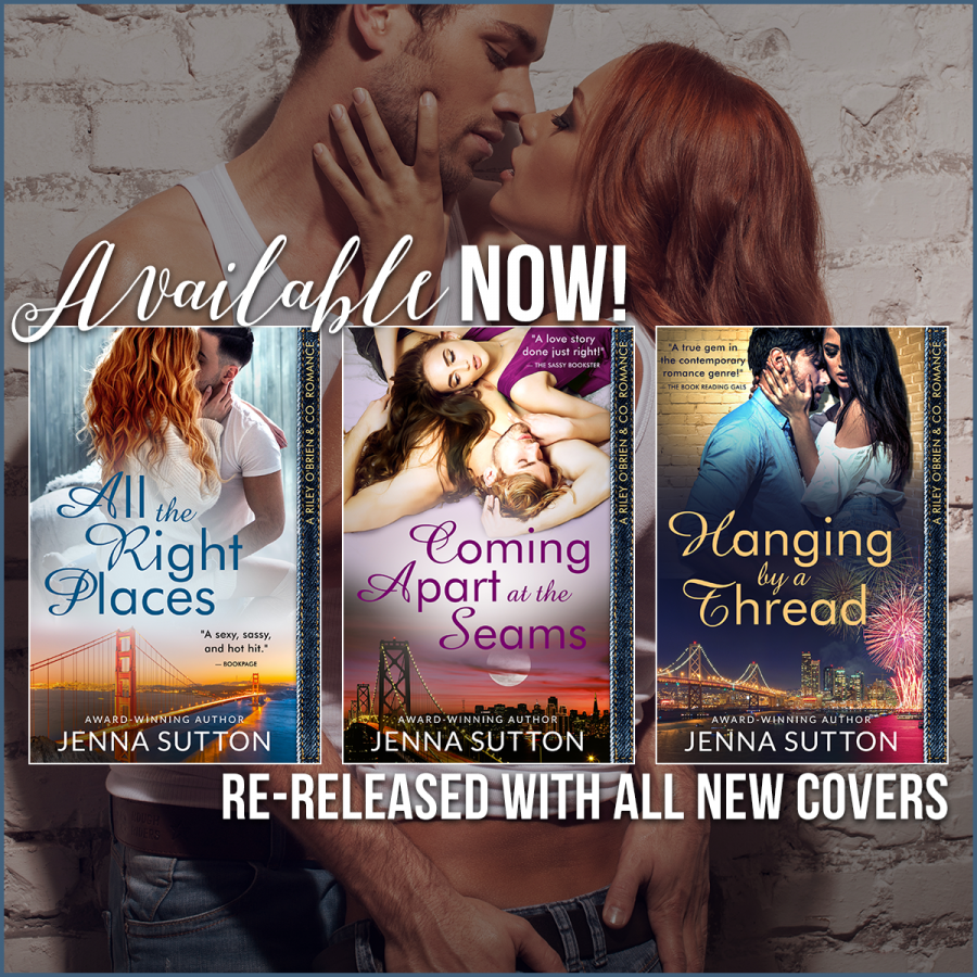 RILEY O'BRIEN AND CO. Series Now Available